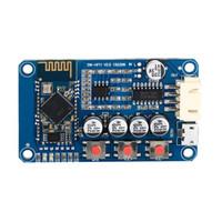 модули звукового усилителя оптовых-Freeshipping Bluetooth 4.0 ресивер Стереофонический усилитель аудиосистемы Mini USB Digital Amplifier Малый динамик DC 5V Mini Amplifier