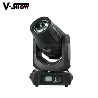 Wholesale wash moving head case resale online - 2pc with case w R led beam spot wash in moving head light dmx control for dj disco and stage