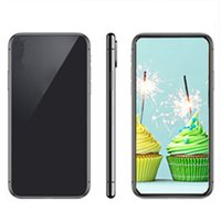Wholesale black french models - 5.5 Inch Goophone X 1G 4G Android 7.0 Smartphone Quad Core MTK6580 1280*720 800W 3G WCDMA unlocked phones 8686 model