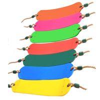 ceinture de jouets pour adultes achat en gros de-Outdoor EVA Hanging Playground Garden Belt Swing Seat Enfants Enfants Sports de plein air en plein air Fun Toys pour enfants Adulte Swing Seat