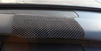 ingrosso stuoia antisdrucciolevole antiscivolo-Cuscino auto antiscivolo Cuscino appiccicoso PVC Schiuma Automobili Decorazione interna Tappetino antiscivolo per telefono GPS Sunglass 21 * 19 cm
