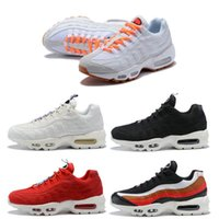 Wholesale pull boots - OG 95 White Red Black TT Pull Tab Triple Running Shoes Unise x 1995 Shoes for Japan Berlin Germany Sneakers Men Womens Shoes