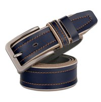 Wholesale waistband women - 2018 Men fashion brand designers luxury genuine leather belt gold silver letter buckle waistband belts Free shipping