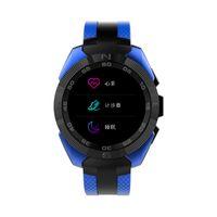 Wholesale bt home online - L3 Sports Smart Watch ios android Heart Rate Smart Bracelet Bluetooth Calls off line BT Wristwatch Men Women Business Smartwatch