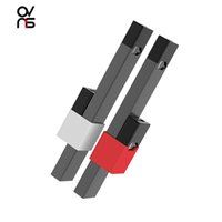 Wholesale extra packs online - Exclusive OVNS Silicone Holder for JUUL Put extra Pod Cartridge Flavor Easy to Carry more Black White Red Pack in Box