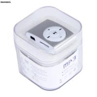 Wholesale fashion digital mp3 player online - mosunx USB Mini MP3 Player Support GB Micro SD TF Card With headphone Fashion Mp3 Digital Music Player