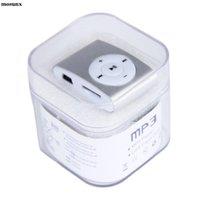 mp3 kopfhörer micro sd groihandel-mosunx USB Mini MP3 Player Unterstützung 32 GB Micro SD TF Karte mit Kopfhörer Mode Mp3 Digital Music Player