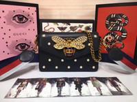 Wholesale Classic Le Boy Flap bag women s Plaid Chain bag Ladies luxury High Quality Handbag Fashion designer purse Shoulder Messenger bags