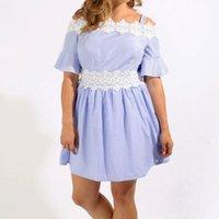 Wholesale Plus Size Short Skater Dress - Buy Cheap Plus Size Short ...