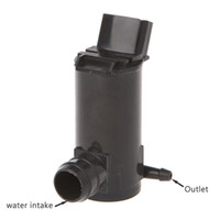 Wholesale 12v high pressure water pump - High Pressure 12V 3.7A Water Pump Washer Car Glass High Power Wash Washing Pump