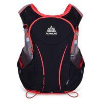 прогулочный спортивный рюкзак оптовых-AONIJIE Men Women 5L Outdoor Running Backpack Hydration Vest Pack Cycling Shoulder Bag Sports Trail Racing Marathon Hiking