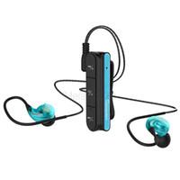 новый крюк для микрофона оптовых-Langsdom новые спортивные Bluetooth наушники BS80 портативный гарнитура бас стерео бесплатные игры наушники Ушной крючок с микрофоном для музыки
