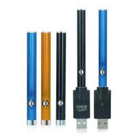 meilleur chargeur vape achat en gros de-Meilleur qualité G2 Vape stylo avec batterie bouton 280mAh e cig 510 fil USB chargeur pour Concent briser stylo cartouche