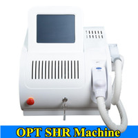 Wholesale ipl machines for face - opt shr machine ipl hair removal elight opt skin treatment machine fast hair removal acne treatment for home use