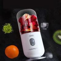 máquinas pequeñas al por mayor-Nuevo Joyoung Exprimidor Portátil Portátil Multifuncional Mezclador de Frutas Vegetales Batidora de Alimentos Pequeña Máquina de Jugos Para Viajes en Casa Fabricante de Jugos