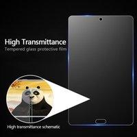 ingrosso t2 compressa-Gertong Tablet Pellicola proteggi schermo per Huawei KOB-L09 KOB-W09 T3 BG2-W09 ta T2 Pro T1 Vetro temperato antiriflesso