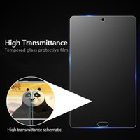 таблетка t2 оптовых-Gertong Tablet Screen Protector Film For Huawei KOB-L09 KOB-W09 T3 BG2-W09 ta T2 Pro T1 Anti Toughened Protective Glass