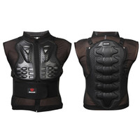 Wholesale off road armor jacket resale online - Motorcycle Sleeveless Armors Motocross Riding Knight Protector Off road Riding Armor Vest Jacket Back Guard for Men M L XL XXL