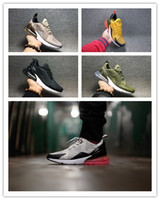 Wholesale Global Rubber - Global sales 2018 Vapormax 270 Running Shoes Gazelle For Men Casual Sneakers Women Sports Shoes Outdoor Athletic Hiking Jogging Sneakers