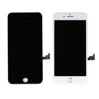 Wholesale Iphone Spares - Grade AAA Screen Replacement for iPhone 8 Plus LCD Display with Touch Digitizer Assembly Mobile Spare Parts