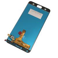 asus çerçeve toptan satış-Asus Zenfone 4 Max ZC554KL Çerçeve Yok Yedek Parça için yenilenmiş 240 Adet / Parti Çevrim al LCD