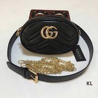 Wholesale cluth purse - Designer handbags shoulder crossbody messenger designer luxury bags chain messenger waist luxury messenger bag famous brand cluth purse