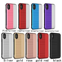 Wholesale galaxy light phone cases for sale - New Design Hybrid Armor in1 Hybrid Kickstand Defender Phone Case Cover For Samsung Galaxy J2 Pro Case A