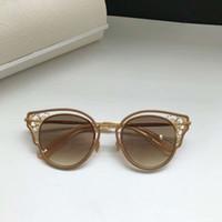4a5bb8a5cf Mujeres dhelia / S Gafas Gafas de sol Gafas de sol Desnudas Palladium 48 MM  Moda de lujo Gafas de sol Ropa para el ojo Nueva con caja