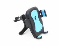 car phone holder оптовых-Автомобильный держатель для телефона, держатель для автомобильной розетки, автомобильный многофункциональный порт для кондиционирования воздуха.