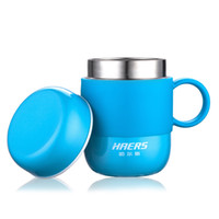 Wholesale stock lenses for sale - Group buy Fashion New Eco Friendly Haers Mug Lbg Drinkware Mugs Coffee Cup Mugs Stocked Brief ml