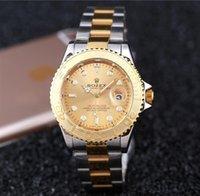 ingrosso nave del regalo maschio-L'uomo militare eccellente del regalo guarda l'orologio di marca maschio dell'orologio degli orologi dell'acciaio inossidabile di lusso casuale dell'orologio dell'acciaio inossidabile Trasporto libero