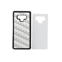 пустые телефонные чехлы для сублимации оптовых-150 шт. Оптовая 2D пустой сублимации случае настроить свой собственный дизайн TPU + PC задняя крышка телефона для Samsung S9 S8 Plus S7 Edge