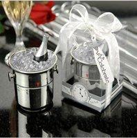 minutero al por mayor-Herramientas de cocina Champagne Ice Bucket Temporizadores de cocina Herramientas de cocina 60 minutos Timer Envío gratis 50pcs / lot