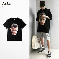 Wholesale eleven s - Ulzzang Net Red Funny T -Shirt Men Hip Hop Skateboard High Street Stranger Things Print Harajuku Cotton Tshirt Joyce Byers Eleven