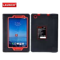 Wholesale Tester Launch X431 - (Ship from US No Tax)Launch X431 V 8inch Tablet Wifi Bluetooth Full System Diagnostic Tool Two Years Free Update Online X431 V