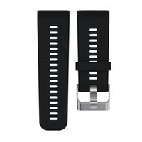инструменты для часов оптовых-Excellent Quality Watch Bands Silicone Strap Replacement Watch Band with Tools For Garmin Vivoactive HR Fashion Straps