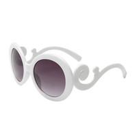 горячие дизайнерские очки оптовых-Hot Luxury Designer Ретро Солнцезащитные Очки для Женщин Винтаж Спорт UV400 Смола Объектив 9901 Солнцезащитные Очки Модные Аксессуары