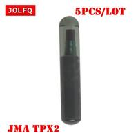 ingrosso 4d transponder chiave-Chip chiave dell'automobile 5Pcs / Lot per l'originale Chip del risponditore di TPX 2 Clone 4D TPX2 del chip TPX2 di JMA TPX2