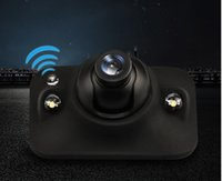 Wholesale camera side car online - Right side blind zone car camera Non destructive car waterproof monitoring HD rear view reversing image