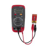multimetre otomatik aralık kapasitesi toptan satış-5 ADET / GRUP UA6013L Oto Aralığı Dijital LCD Kapasitör Kapasite Test Metre Multimetre Ölçüm Cihazı Metre Toptan Dünya Çapında