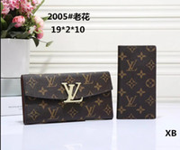 Wholesale leopard print lace dress - 2018 Hot sale! brand men short Wallet, classic fashion male patchwork purse with coin pocket card holder handbags wallets with tags A006