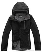 apex bionic jacke frauen großhandel-Heißer Verkauf North WOMens Denali Apex Bionic Jacken Outdoor Casual SoftShell Warm Wasserdicht Winddicht Atmungsaktiv Ski Face Coat