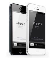 wifi reformado de telefonos moviles al por mayor-Original Apple iPhone 5 Desbloqueado Teléfono Móvil iOS Dual-core 4.0