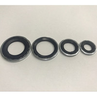 Wholesale 20pcs Buick Chevrolet compressor O ring Seal Gasket pad all size car ac replacement parts repair kit compressor parts