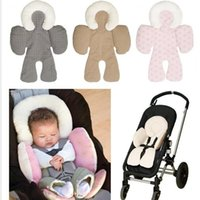 Wholesale new fashion strollers for sale - Group buy New Fashion Baby Strollers Body Support Pad Mat Compliance Baby Car Seat Stroller Baby Head Body Support Cushion