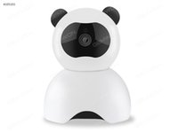 Wholesale Night Pandas - High Quality CCTV Surveillance Security Mini Cameras Panda WIFI HD Camera Audio Record Surveillance Wireless Baby Monitor