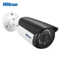 Wholesale Waterproof Infrared Video Camera - Witrue 1080P Full HD Video Surveillance Camera 2.0 Mega Pixel AHD Camera Night Vision Outdoor Waterproof CCTV Security