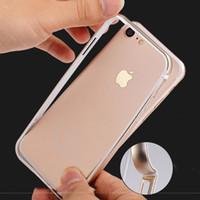 pára-choques neo híbrido venda por atacado-Neo alumínio + borracha bumper macio para iphone 7 capa de silicone quadro em para iphone7 se 5 5s se 6 6 s 7 8x além de casos de telefone híbrido