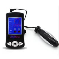 anal plug spiele groihandel-Elektroschock-Power-Box mit Anal Plug medizinische Themen-Kits, Elektroschock-Stimulation Sex Toys für Paare Homosexuell Spiele für Erwachsene