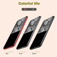 mp3 player tela grande venda por atacado-2.4 polegada Big Screen Bluetooth MP3 Player de Música Original IQQ-C6 Built-in Speaker 16gb Lossless Som Portátil Player com FM